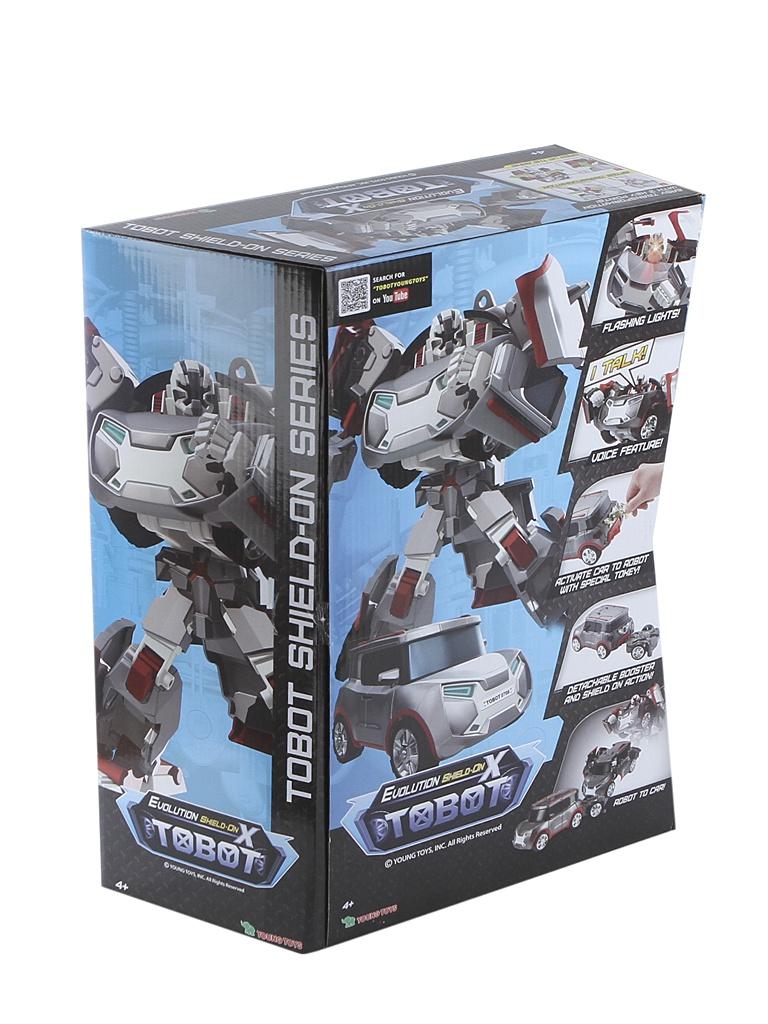 Робот Young Toys Tobot Эволюция X 301009
