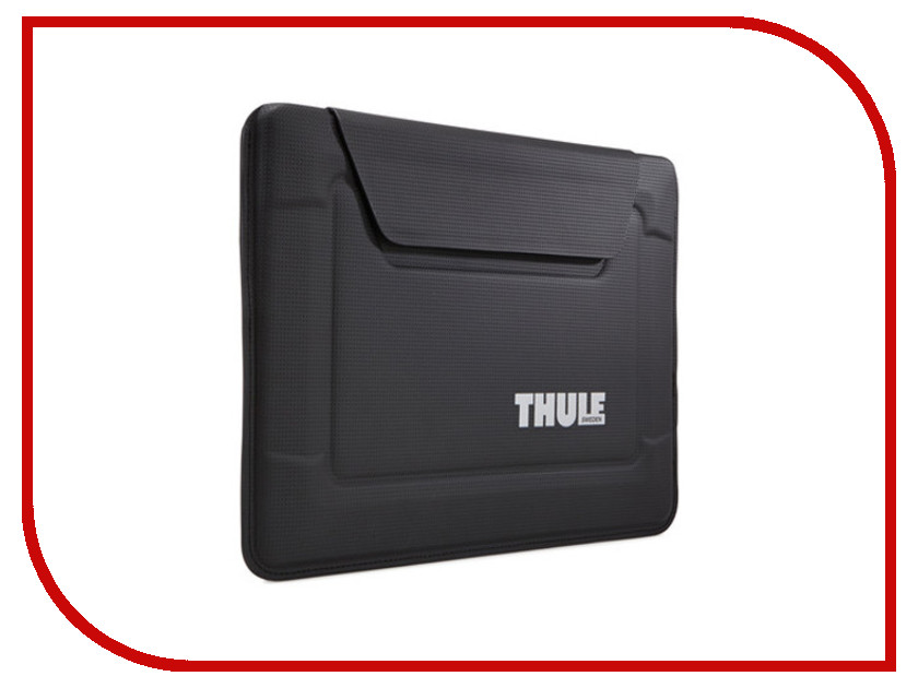 Аксессуар Чехол 12.0-inch Thule Gauntlet 3.0 для MacBook Air Black TGEE2252K for macbook air 11 inch a1370 a1465 a1369 a1466 bottom case screw set of 10 free shipping