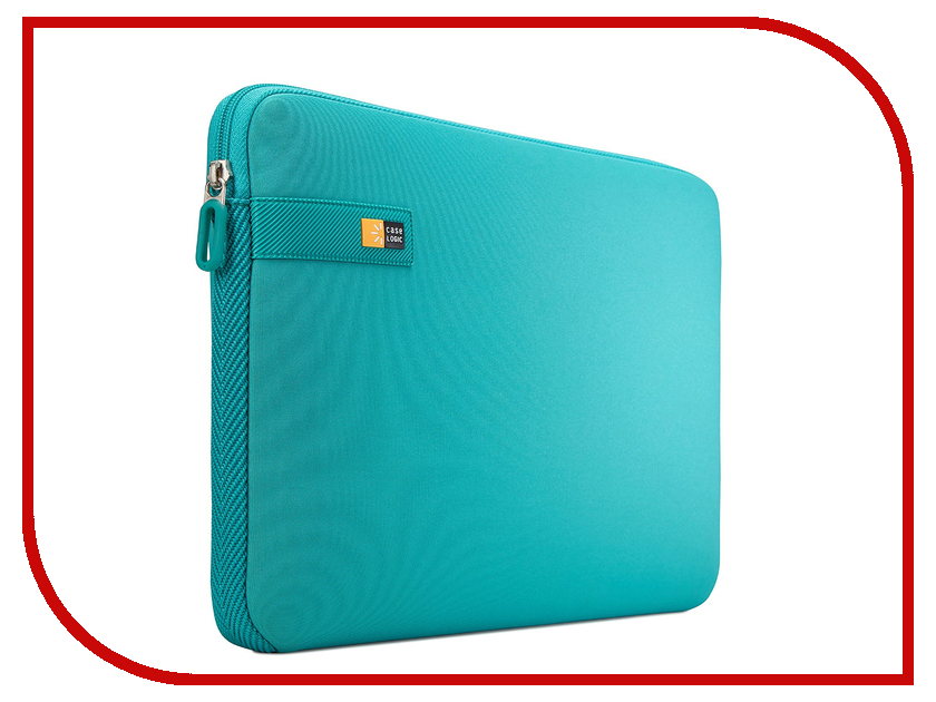 Аксессуар Чехол 13-inch Case Logic Turquoise LAPS-113LAB аксессуар чехол 13 3 inch case logic laps 113b blue