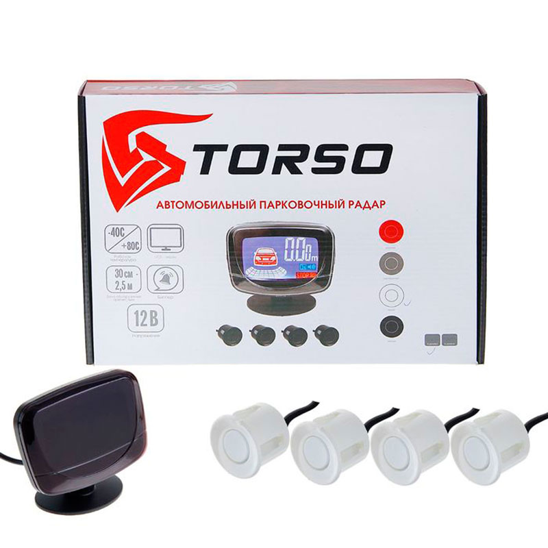 Парктроник Torso TP-303 1065897