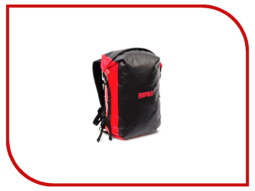 Рюкзак Rapala Waterproof Back Pack 46022-1 балансир rapala w07 brphf 7cm 18g