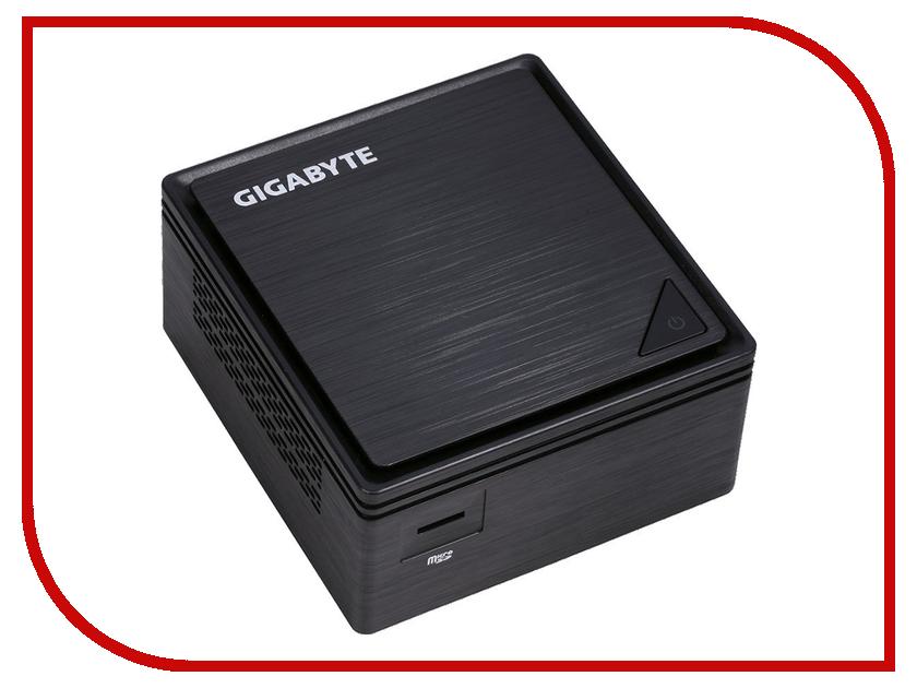 Настольный компьютер GigaByte GB-BPCE-3455 настольный компьютер gigabyte brix gb bpce 3350c