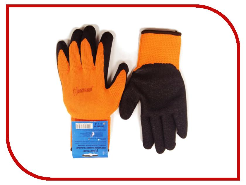 Аксессуар Перчатки Unitraum р.10 Orange-Black UN-L001-10