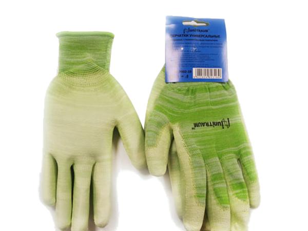 Перчатки Unitraum р.9 Green UN-P002-9