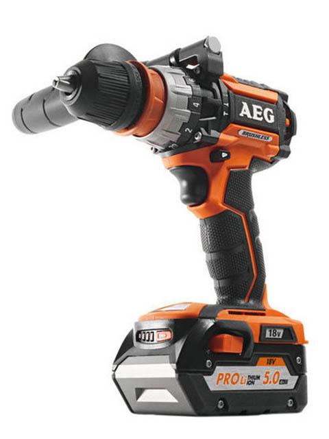 Электроинструмент AEG BSB 18CBL LI-502C 459396 недорого