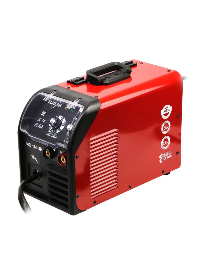 цена на Сварочный аппарат ELITECH ИС 160ПН (MIG/MAG)