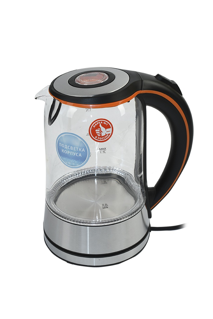 Чайник Vitek VT-7005 TR автомагнитола mystery mdd 7005 mdd 7005