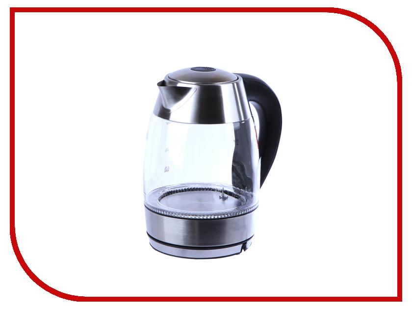 Чайник Vitek VT-7047 TR чайник vitek vt 7008 tr 2200 вт чёрный 1 7 л пластик стекло