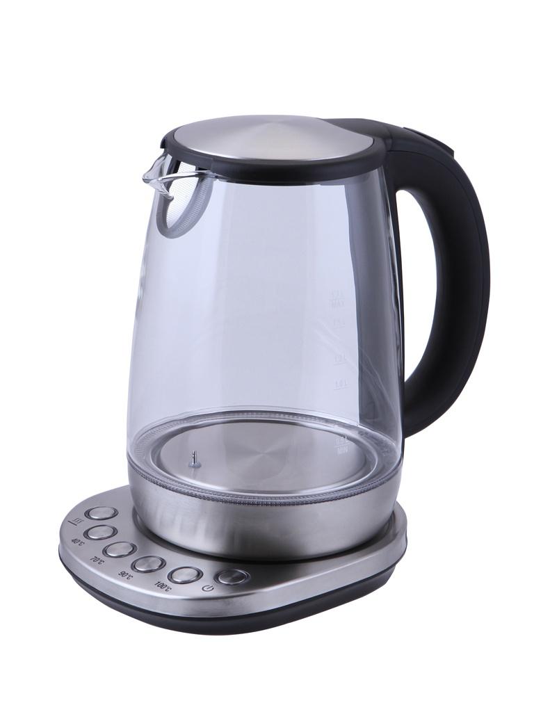 цена Чайник Kitfort KT-618 онлайн в 2017 году