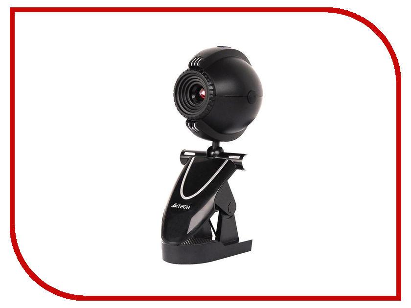 Вебкамера A4Tech PK-30F Black a4tech pk 635k