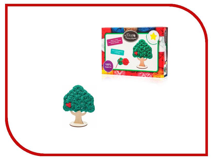 Набор для творчества Prosto для создания сувенира Дерево SP-6
