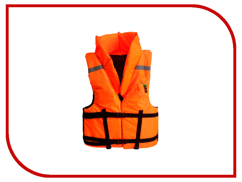 Спасательный жилет Таежник Каскад-1 Orange р.44-48 жилет спасательный плавсервис hunter цвет оранжевый размер 48 52 вес до 80 кг