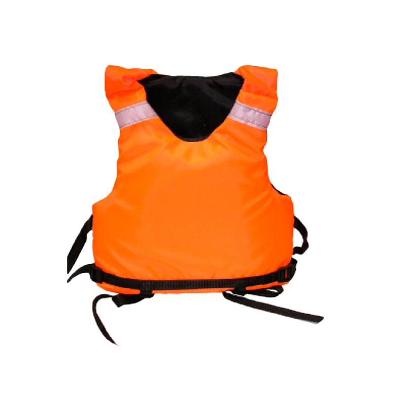 Спасательный жилет Таежник Поплавок-1 Orange р.40-42