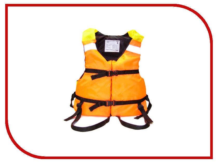 Спасательный жилет Таежник Поплавок-2 Orange р.40-42
