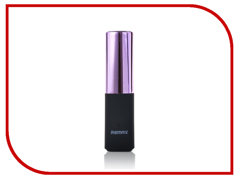 Аккумулятор Remax Lip MAX 2400 mAh RPL-12 внешние аккумуляторы remax power bank 5000 ma remax capsule rpl 22 rose gold
