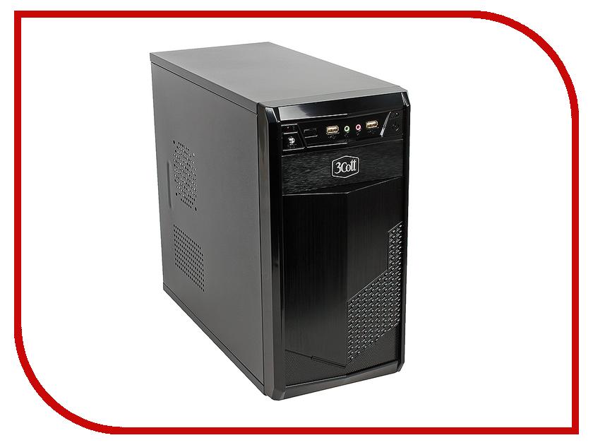 Корпус 3Cott 3C-MATX-PV1B 500W цена