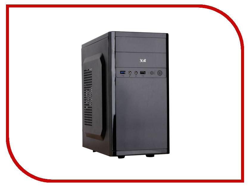 Корпус 3Cott 3C-MATX-R833 400W цена