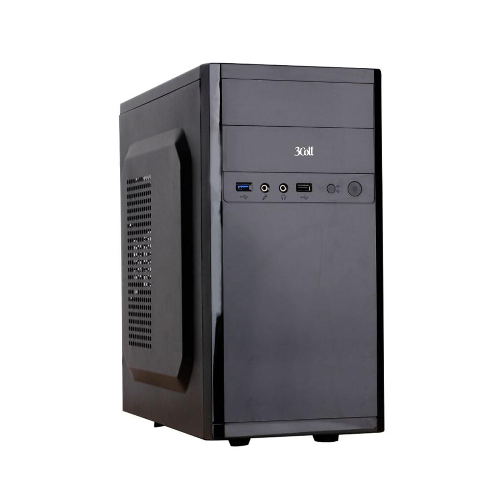 Корпус 3Cott 3C-MATX-R833 400W 3c matx r830