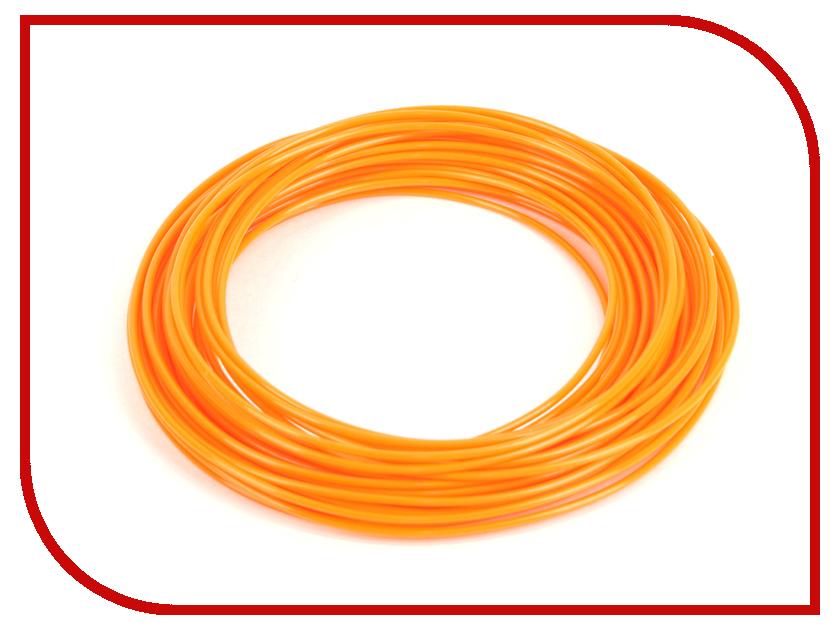Аксессуар 3DPen PLA-пластик 10m Orange