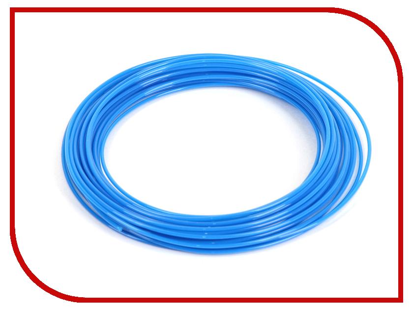 Аксессуар 3DPen PLA-пластик 10m Blue