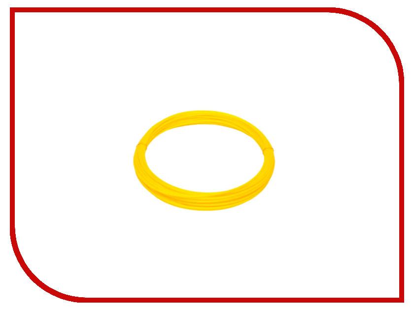 Аксессуар 3DPen PCL-пластик 5m Yellow