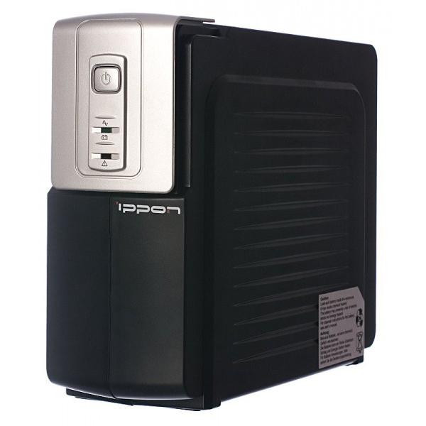 Источник бесперебойного питания Ippon Back Office 400 источник бесперебойного питания ippon back power pro lcd 400