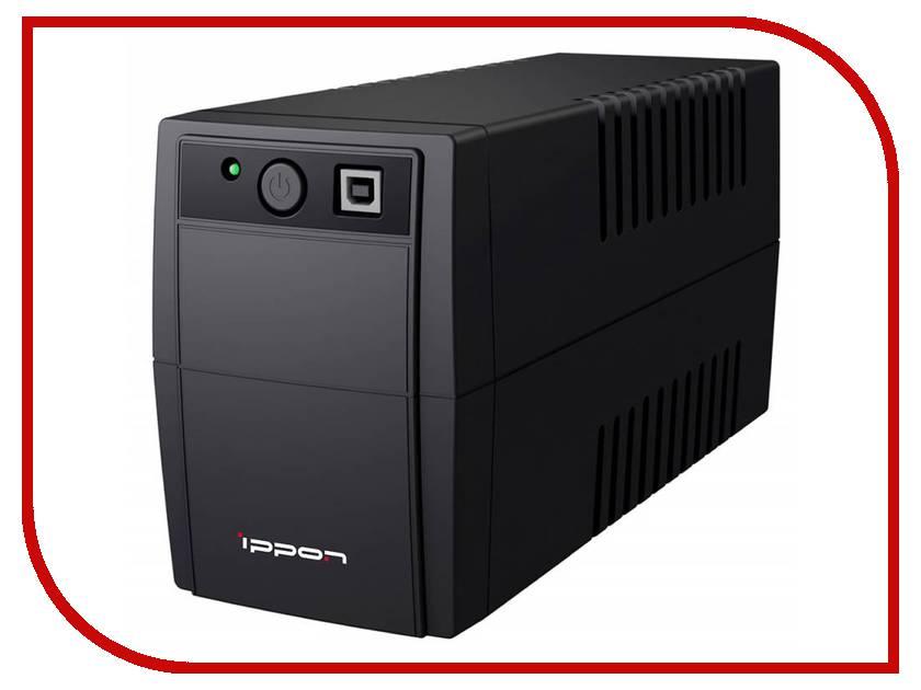 Источник бесперебойного питания Ippon Back Basic 650 Euro источник бесперебойного питания ippon back power pro lcd 800 euro