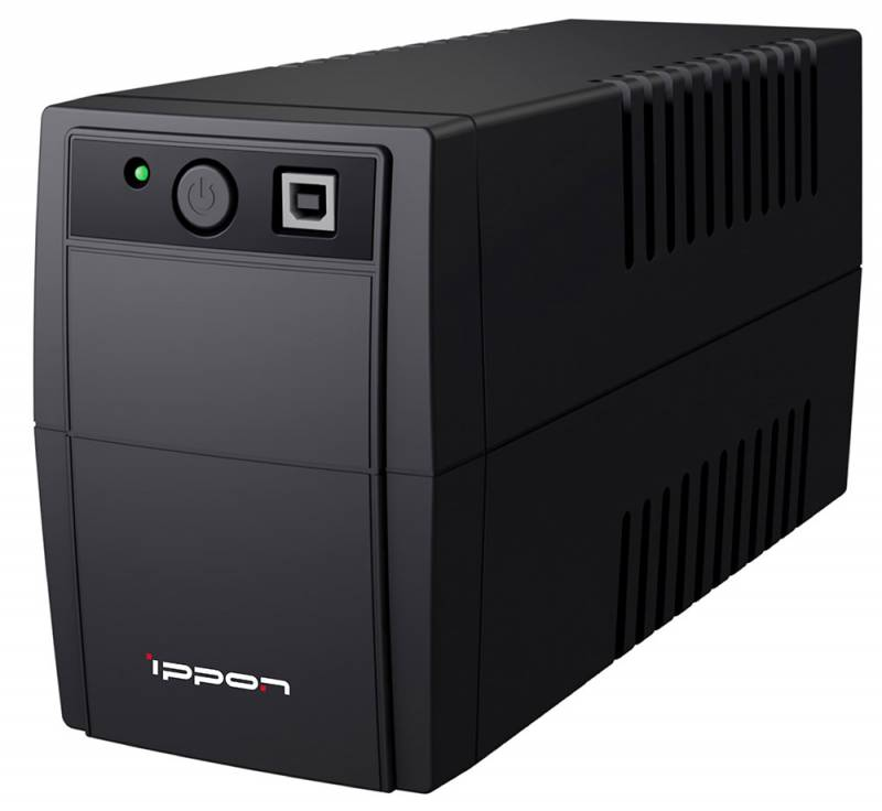 Источник бесперебойного питания Ippon Back Basic 650 Euro 383323