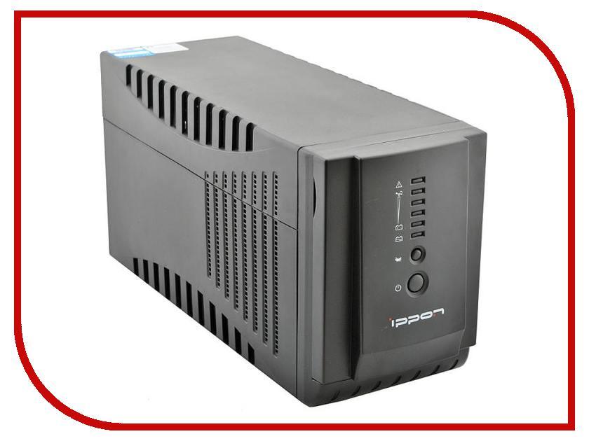 Источник бесперебойного питания Ippon Smart Power Pro 1000 deepcool