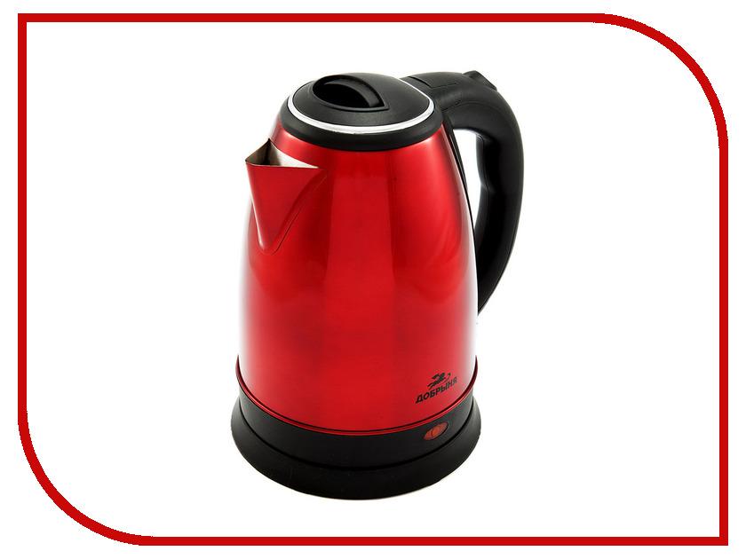 Чайник Добрыня DO-1224 Red