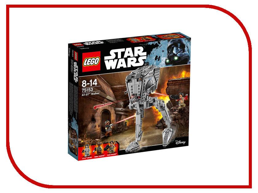 Конструктор Lego Star Wars Разведывательный транспортный шагоход 75153 lego star wars фигурка конструктор финн 75116