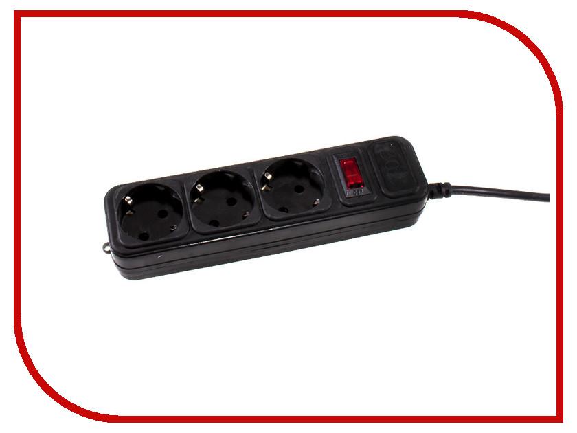 Сетевой фильтр 3Cott 3C-SP1003B-3.0