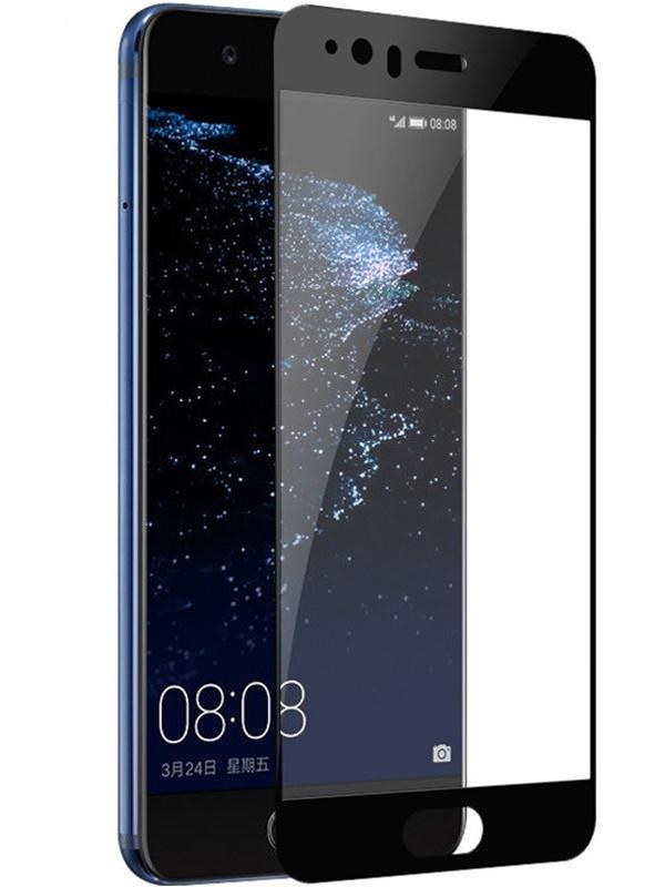 Аксессуар Защитное стекло Zibelino для Huawei P10 TG Full Screen Black 0.33mm 2.5D ZTG-FS-HUA-P10-BLK gm p10