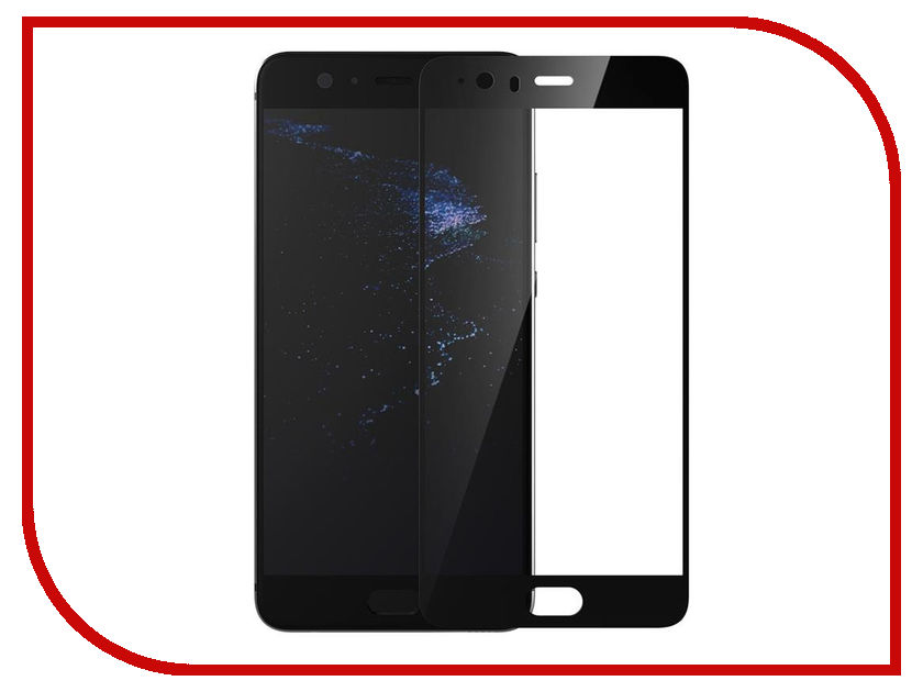 Аксессуар Защитное стекло Huawei P10 Plus Zibelino TG Full Screen Black ZTG-FS-HUA-P10-PLS-BLK аксессуар защитное стекло huawei nova lite 2017 zibelino tg full screen 0 33mm 2 5d white ztg fs hua nov lit wht
