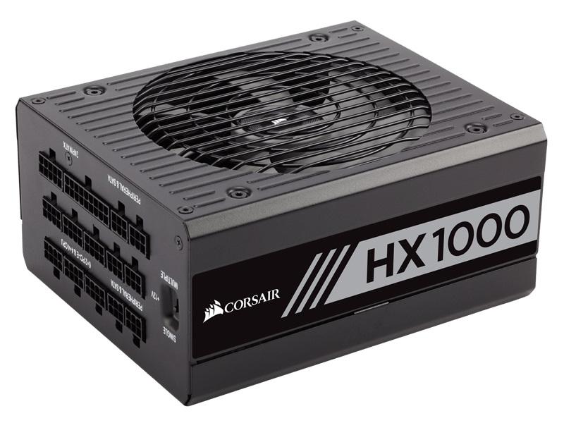 Блок питания Corsair HX1000 1000W CP-9020139-EU все цены