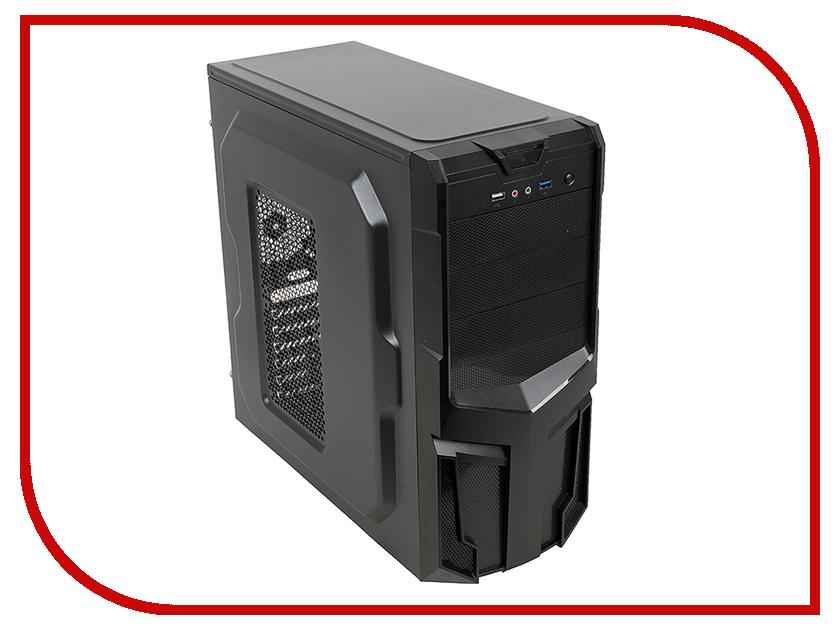 Корпус 3Cott 3001B ATX 500W Black
