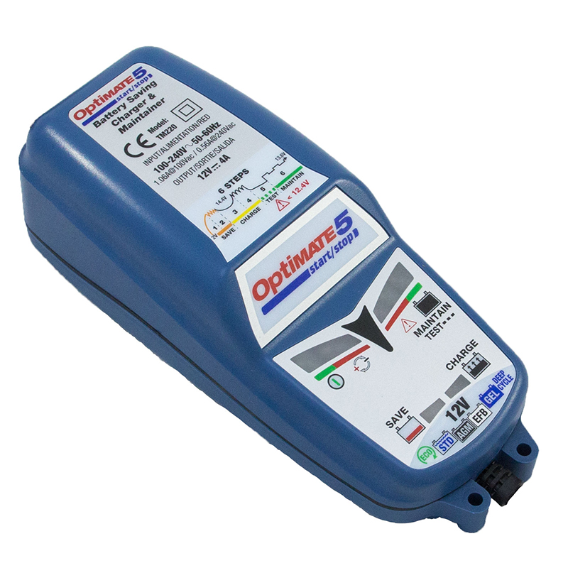 Устройство OptiMate 5 Start-Stop TM220 New