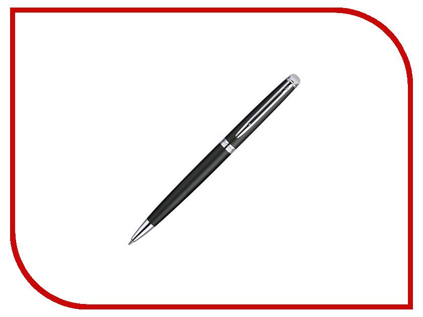 Ручка Waterman Hemisphere Matte Black CT Blue 1.0mm S0920870 waterman шариковая ручка waterman s0920870