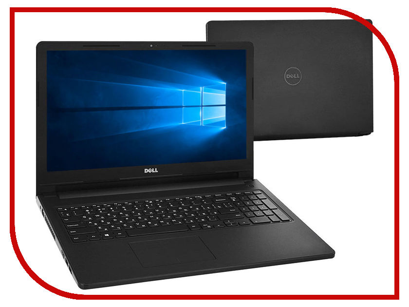Ноутбук Dell Inspiron 3567 3567-1144 (Intel Core i5-7200U 2.5 GHz/4096Mb/500Gb/DVD-RW/AMD Radeon R5 M430 2048Mb/Wi-Fi/Cam/15.6/1920x1080/Windows 10 64-bit) ноутбук dell inspiron 3567 15 6 intel core i5 7200u 2 5ггц 6гб 1000гб amd radeon r5 m430 2048 мб dvd rw windows 10 3567 0290 черный