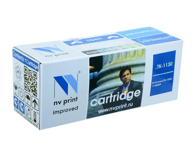 Картридж NV Print TK-1130 для Kyocera FS-1030MFP/DP/1130MFP/ECOSYS M2030dn PN/M2030dn/M2530dn 3000k
