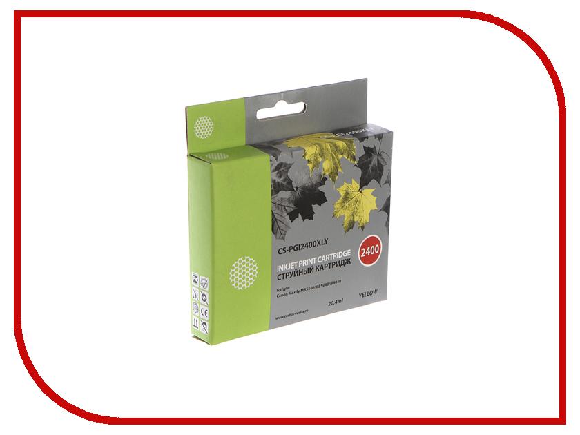 Картридж Cactus Yellow для MAXIFY iB4040/ МВ5040/ МВ5340 cactus cs pg37 для canon
