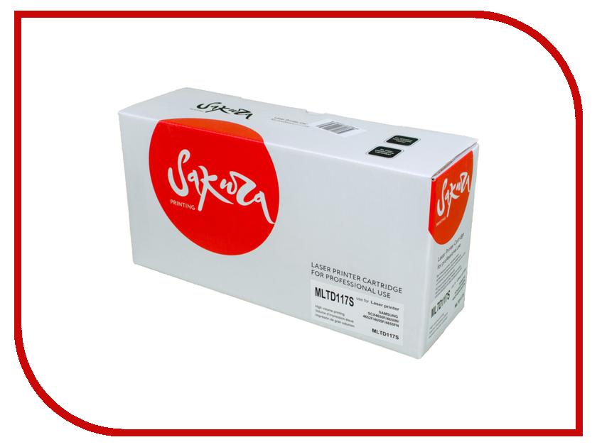 Картридж Sakura Black для SCX-465 sakura q5949x q7553x