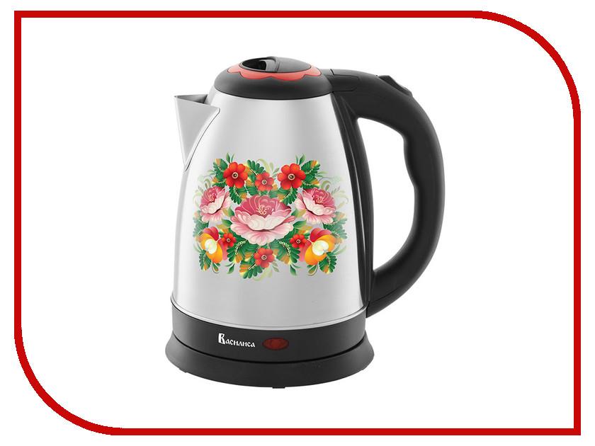 Чайник Василиса ВА-1010 Жостово кухонные весы василиса ва 004