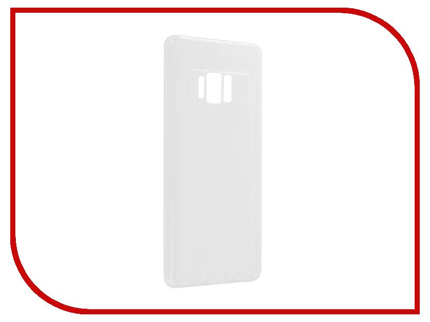 Аксессуар Чехол ASUS ZenFone AR ZS571KL Zibelino Ultra Thin Case White ZUTC-ASU-ZS571KL-WHT