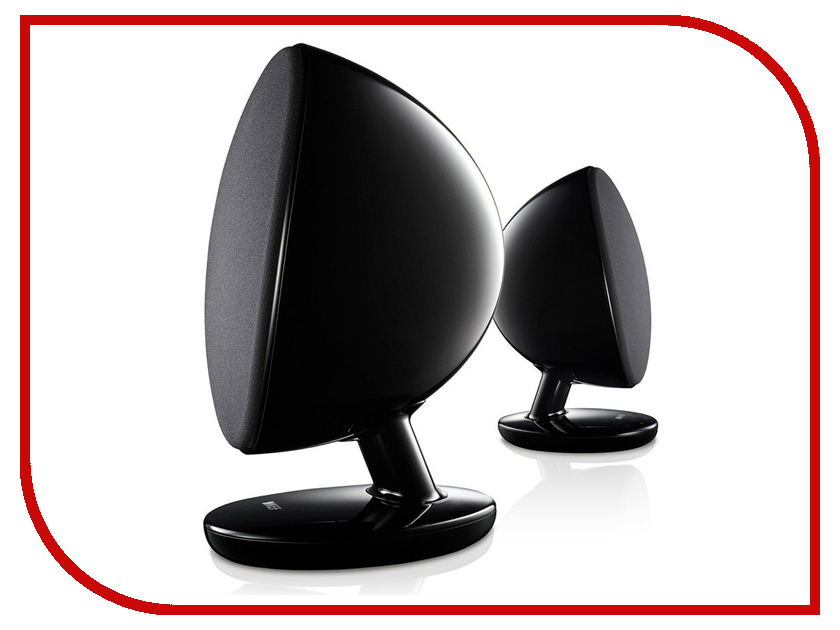 цена на Колонки KEF EGG Black SP3874BA