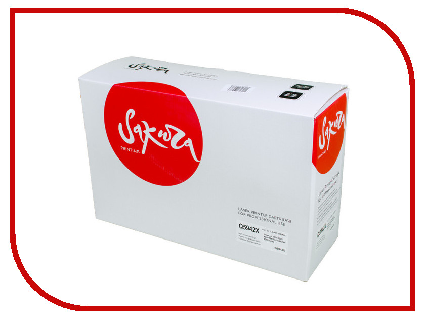 Картридж Sakura Black для LaserJet 4200/4300/4240/4240N/4250/4350/4345 Series original 95%new for hp laserjet 4345 m4345mfp 4345 fuser assembly fuser unit rm1 1044 110v