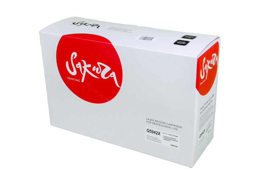 Картридж Sakura Black для LaserJet 4200/4300/4240/4240N/4250/4350/4345