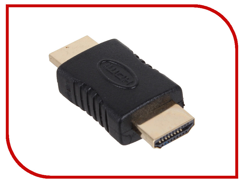 Аксессуар 3Cott 3C-HDMIM-HDMIM-AD208GP