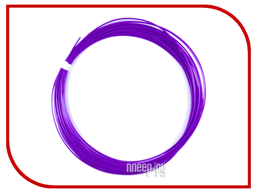 Аксессуар Spider Box Mono ABS 10шт по 10m Violet