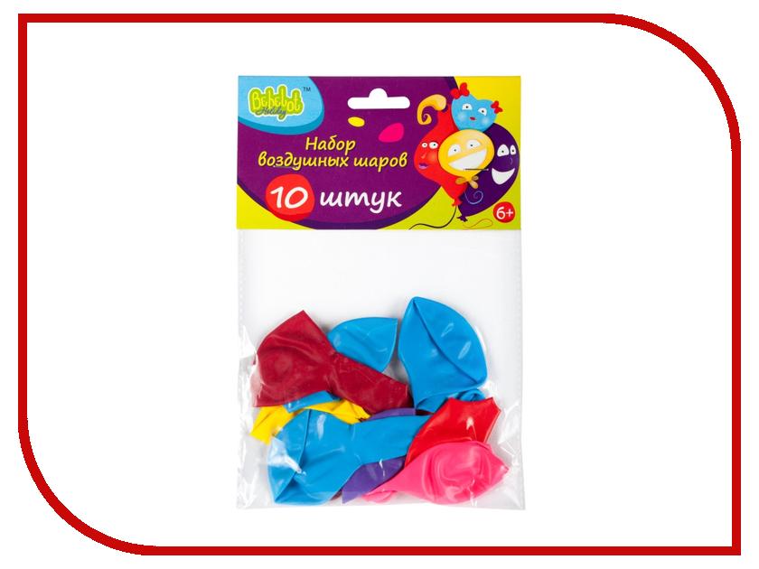Набор воздушных шаров Bebelot 10шт BHO1705-001 набор воздушных шаров bebelot 25шт bho1705 010
